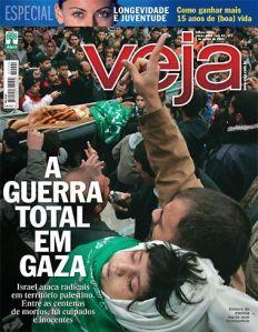 Capa da revista 'Veja'