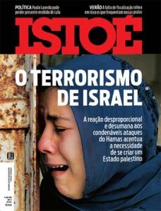 Capa da revista 'IstoÉ'