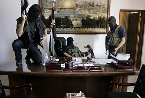 Hamas em Gaza