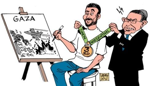 Carlos Latuff - Latuff SVC.