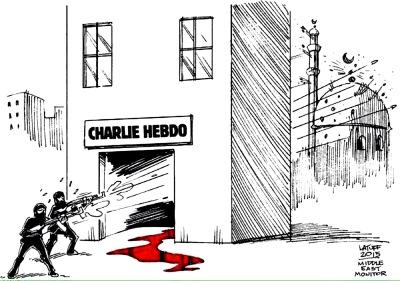 Carlos Latuff, o cartunista judeufóbico brasileiro, está mais preocupado com a 'islamofobia'.