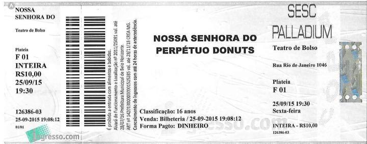 Nossa Senhora do Perpétuo Donuts.
