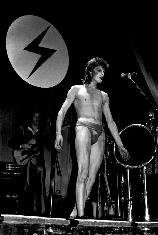 David Bowie. (7)