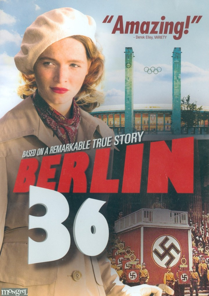 Berlin 36 (2009). Sobre a atleta judia Gretel Bergmann.